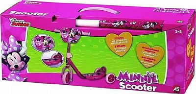 As Company Λαμπάδα Scooter Minnie 1500-15462