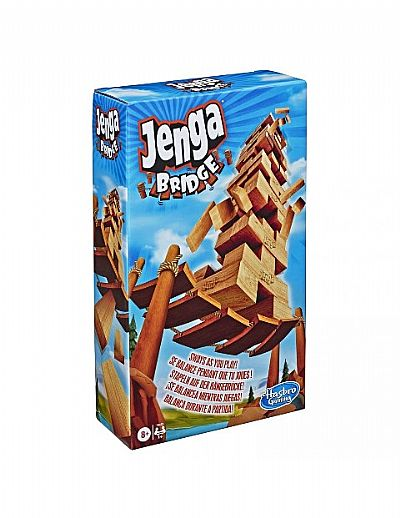 Hasbro Jenga Bridge E9462