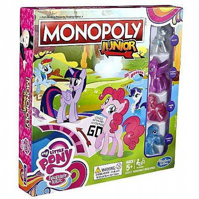 Hasbro Monopoly Junior: My Little Pony B8417